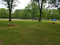 Memorial Par Horseshoe Pits