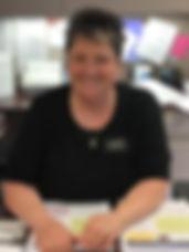 Deputy Clerk Linda Shields