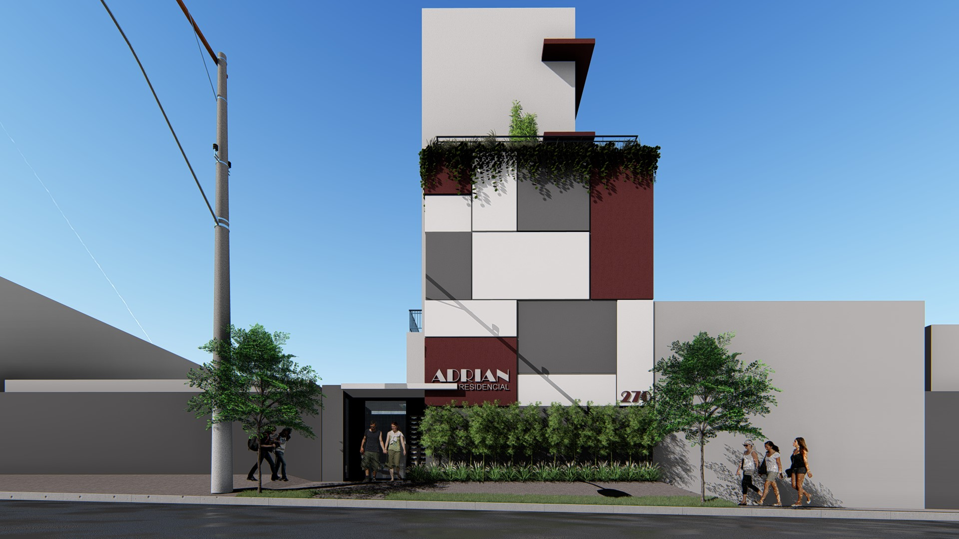 Residencial Adrian