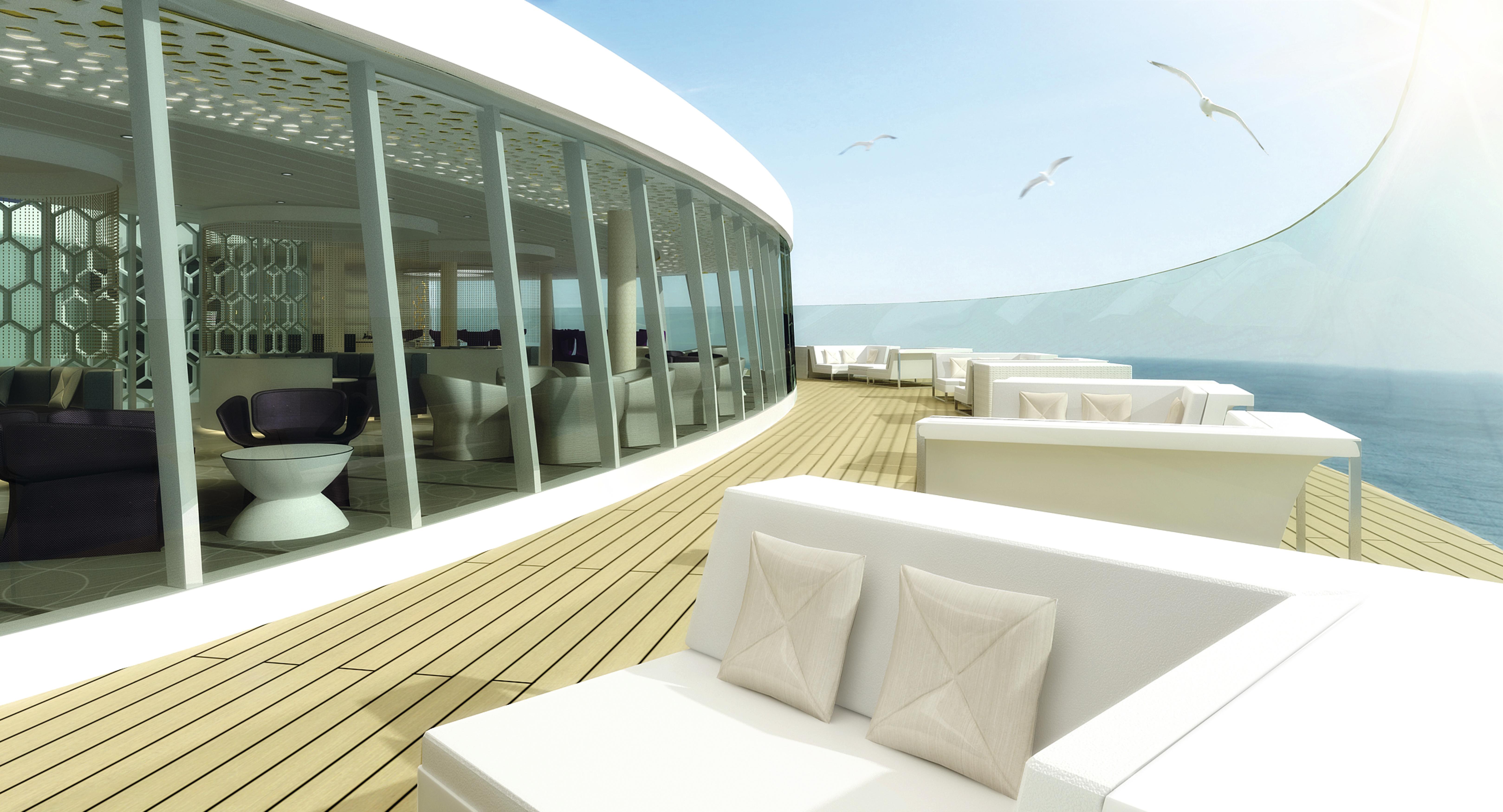Mein Schiff 4 Lounge