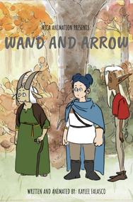 WAND AND ARROW (2020)