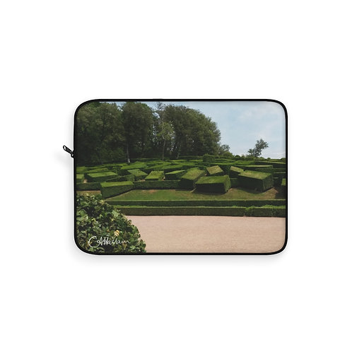 Topiary Garden Laptop Sleeve