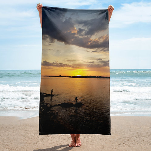 Port Navalo Towel