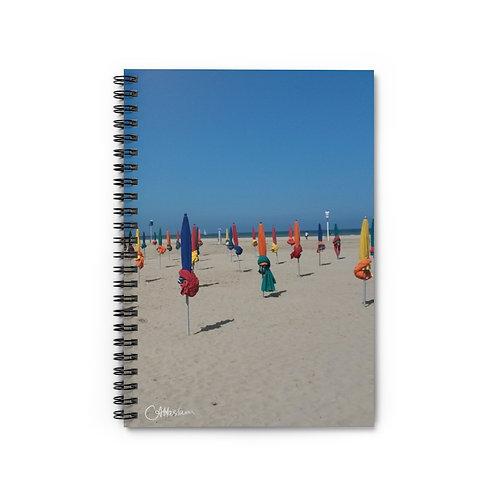 Deauville Spiral Notebook