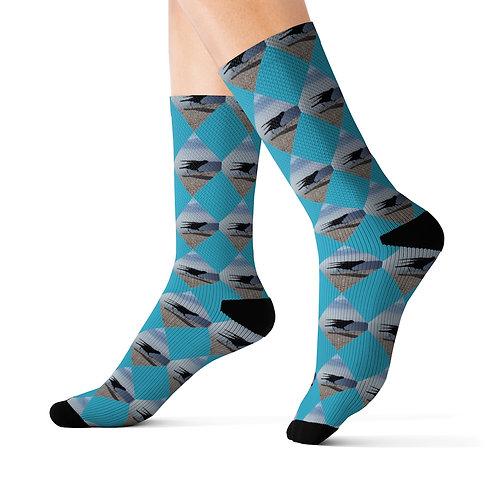 Give Covid the Bird Socks