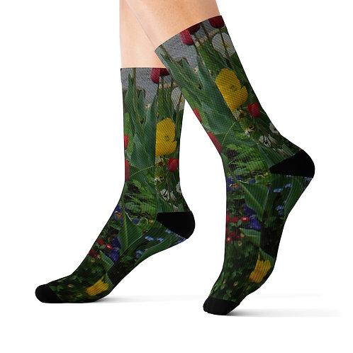 St Emilion Socks