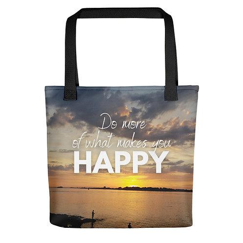 Port Navalo Happy Tote bag