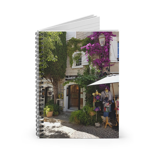 French Riviera A5 Notebook