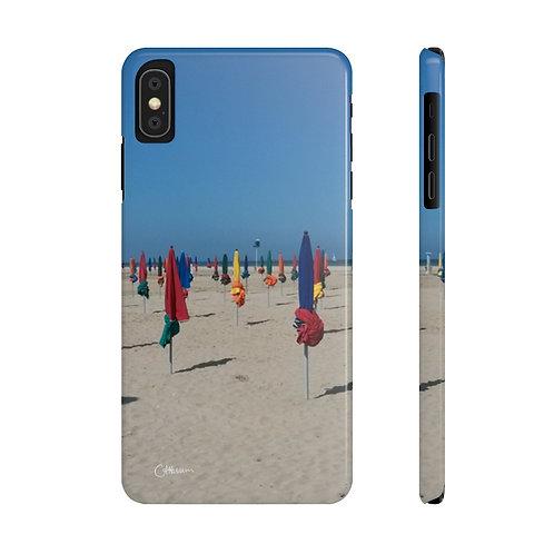 Deauville Beach Slim Phone Cases