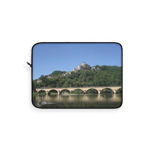 Roman Bridge Laptop Sleeve