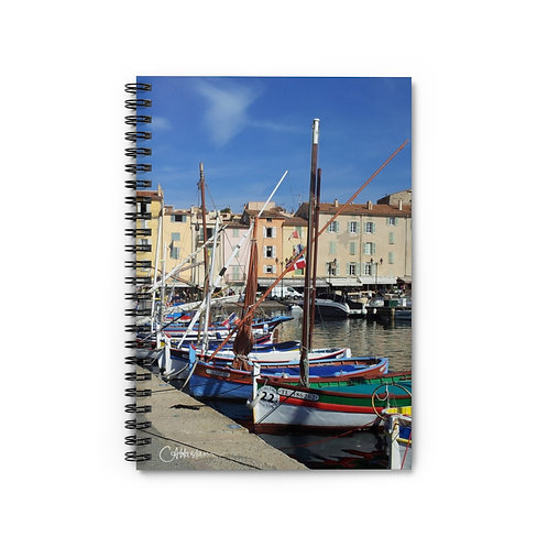 Boats  Notebook
