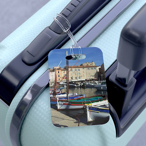 St Tropez Bag Tag