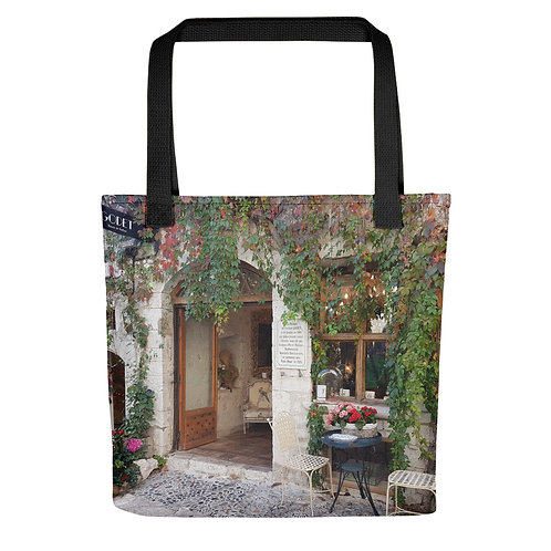 French Riviera Boutique Tote bag
