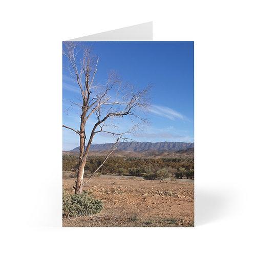 Flinders Outback Greeting Cards (8 pcs)