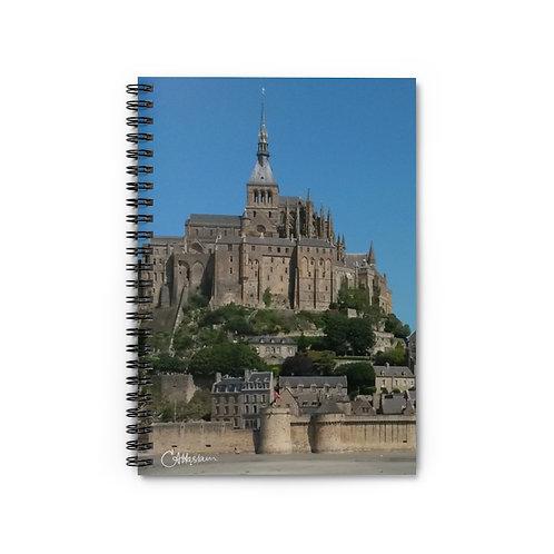 Mont St Michel Notebook