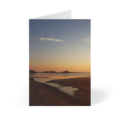 St Malo Sunset Greeting Cards (8 pcs)