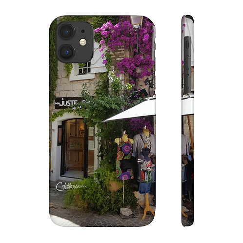 French Boutique Slim Phone Cases