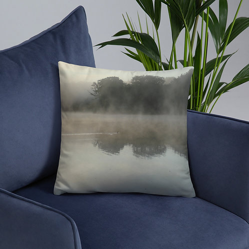 St Malo Throw Pillow