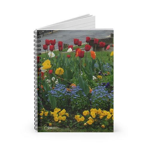 St Emilion A5 Notebook