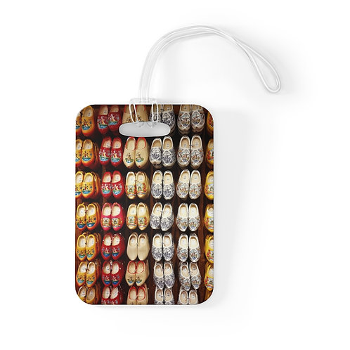 Clogs Bag Tag