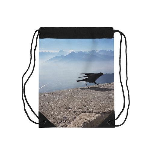 The Bird Drawstring Bag