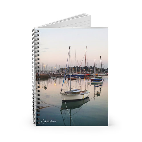 Brittany A5 Notebook