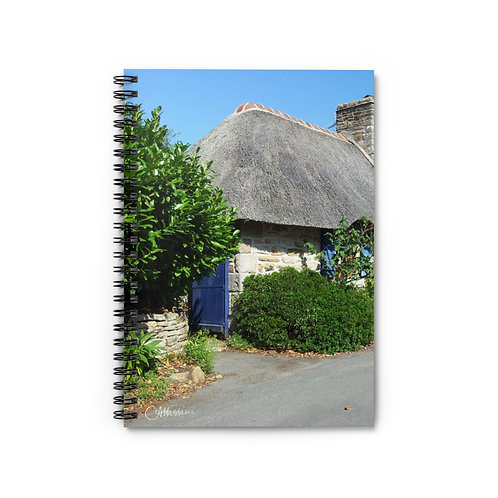 Thatched Cottage Notebook