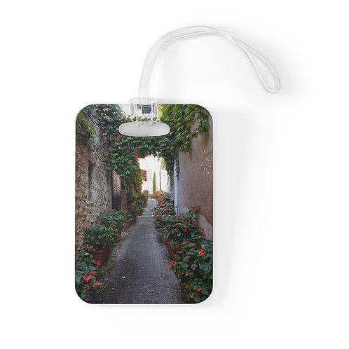 Laneway Flowers Bag Tag