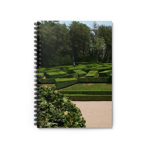 Topiary Notebook