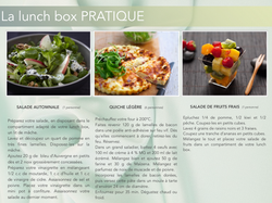 Nos inspirations culinaires