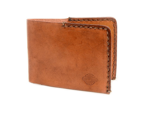 Mono Bi-Fold Card Wallet