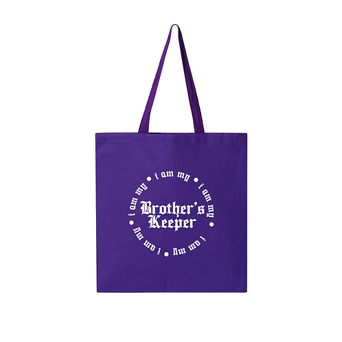 I am my Brother's Keeper Tote