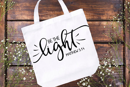 Be the light tote