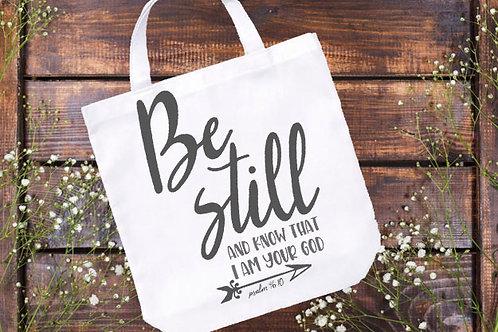 Be Still Tote