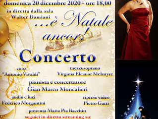 Christmas Concerts in streaming!!