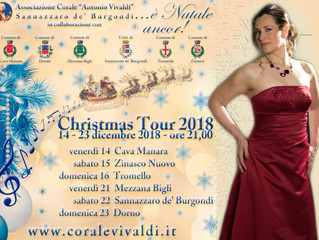 Christmas Tour in Northern Italy