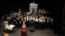 Cavalleria Rusticana at the Teatro Verdi in Busseto