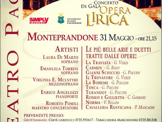 Gala Concert in Monteprandone with Maestro Roberto Pomili