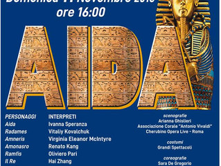 Debut as Amneris in Aida