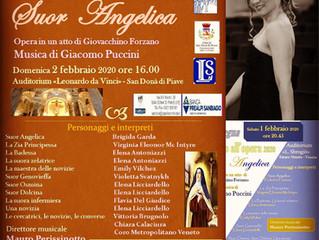 "So happy to sing the role of Zia Principessa in ""Suor Angelica"""
