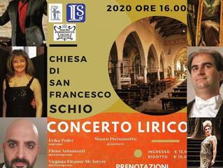 Opera Gala Concert in Schio, Vicenza