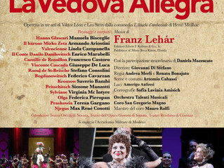 "Summer Tour of ""La Vedova Allegra"""