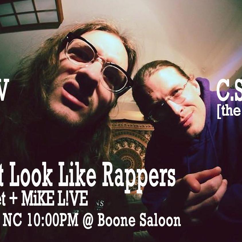 Jarv & C.Shreve: You Don't Look Like Rappers w/ DJ Jet & L!VE