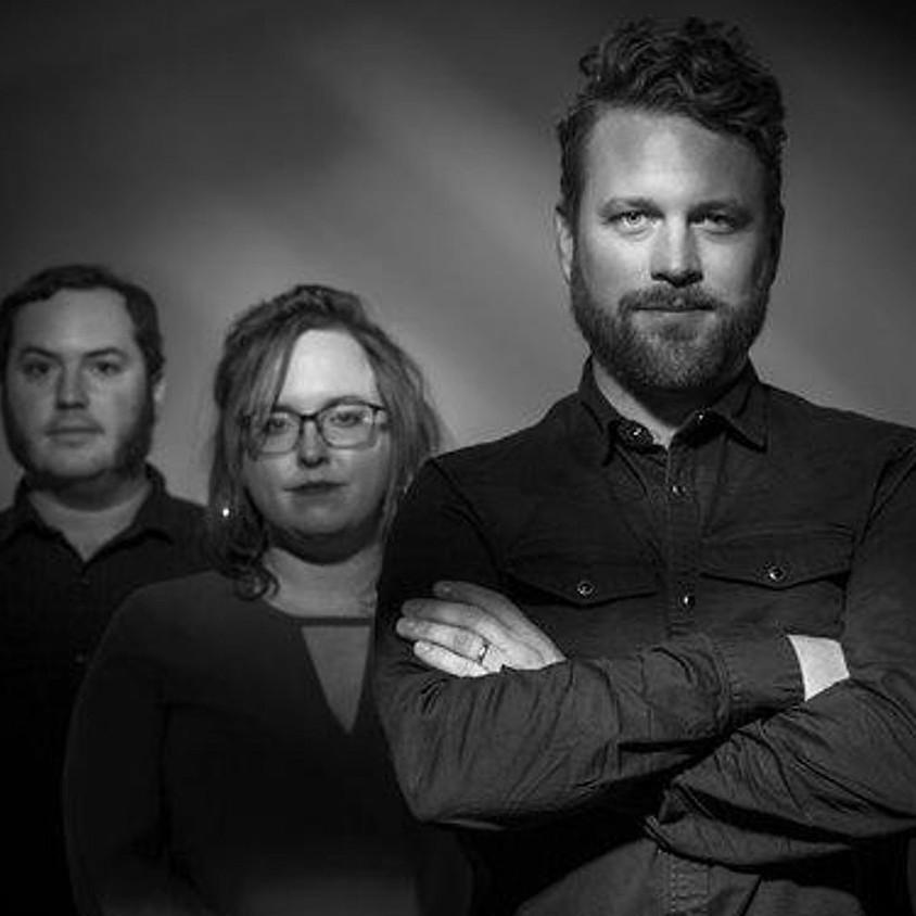 The Jon Stickley Trio