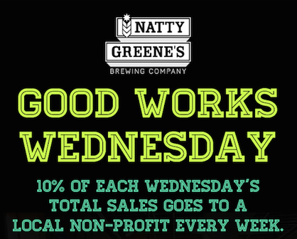 Natty Greenes good works wednesday.png