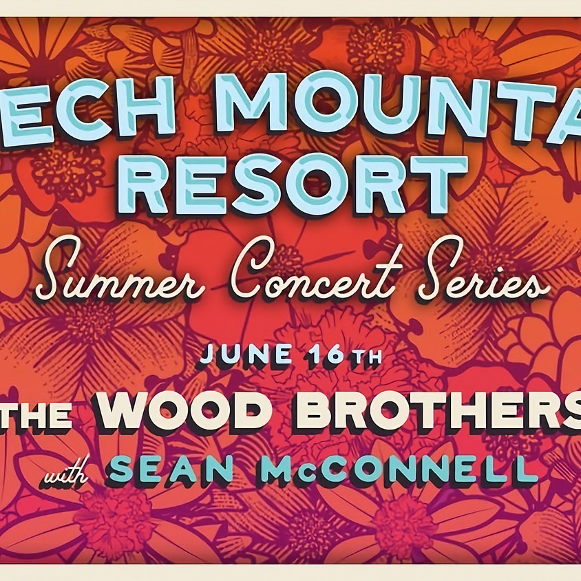 The Wood Brothers w/ Sean McConnell