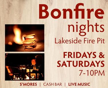 Chetola Bonfire Nights