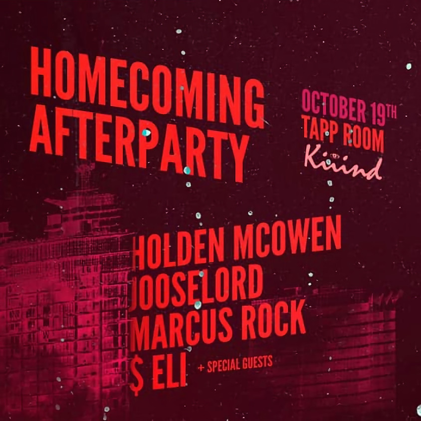 Kiiind Collectives presents: Jooselord, Marcus Rock, $ELI + more