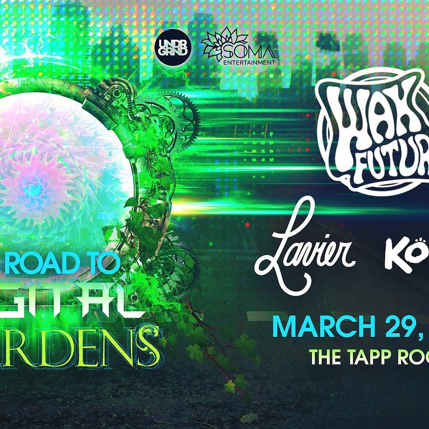 Road To Digital Gardens • Wax Future