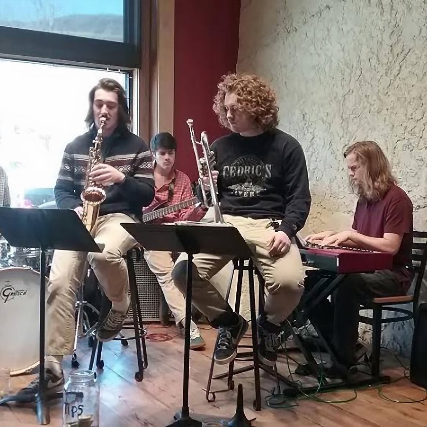 Flat Fives Jazz Band (1)